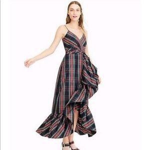 J. Crew holiday tartan plaid dress - sold out!!!